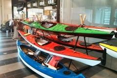 Maryak kajakid kanuud messil