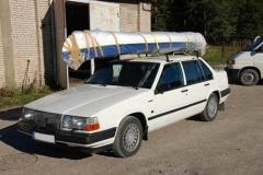 kanuu transport
