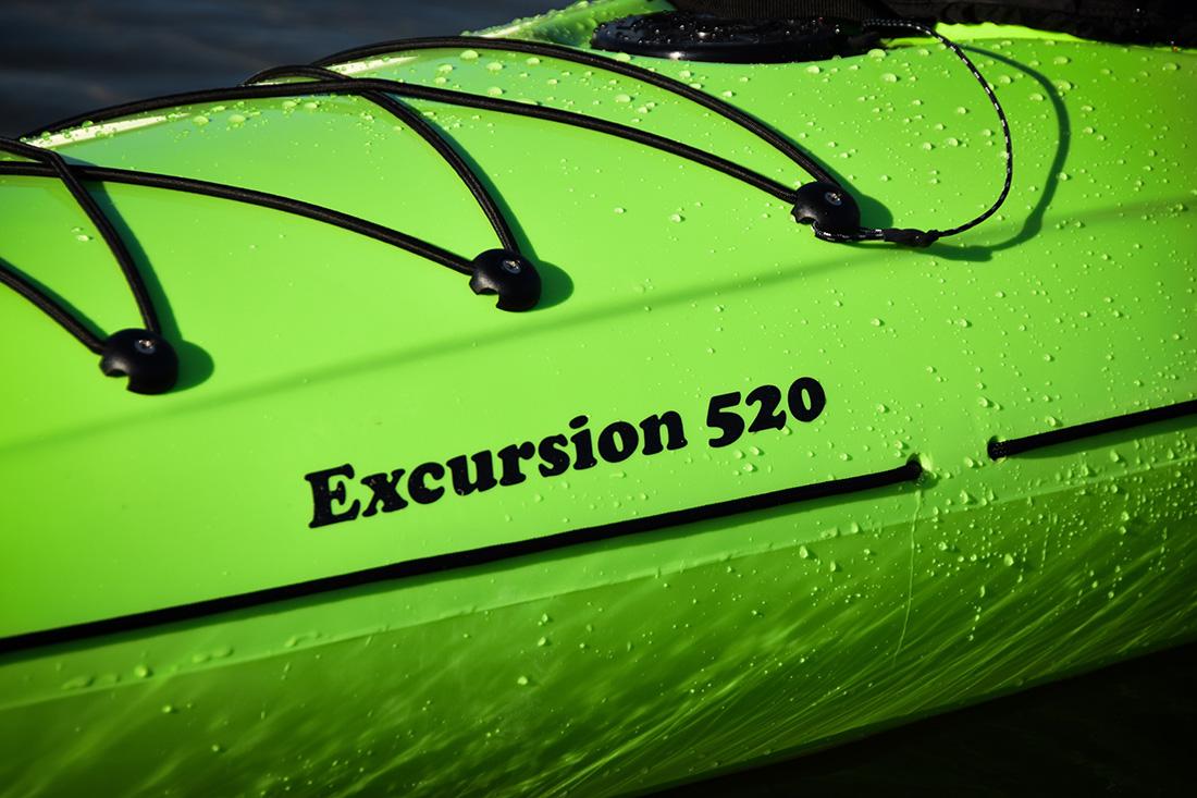 Kajak Hasle Excursion 520