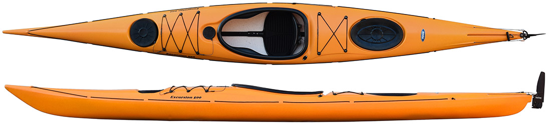 Kayak Hasle Excursion 500