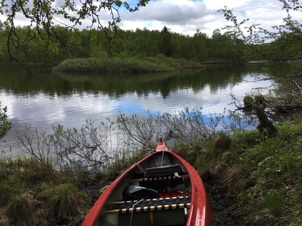 Maryak canoe